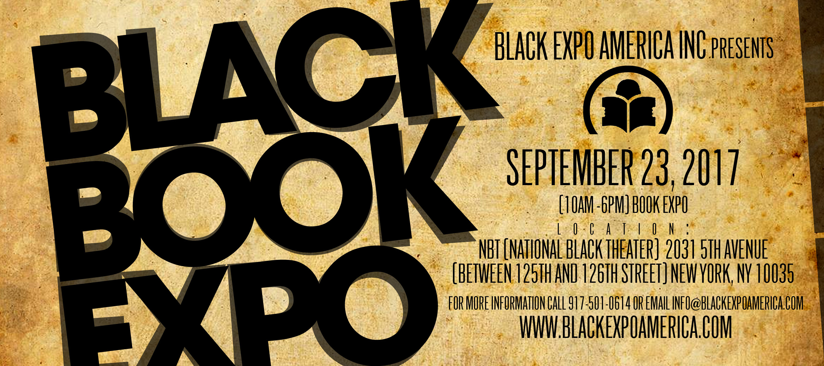 NYC BLACK BOOK EXPO 9-23-17
